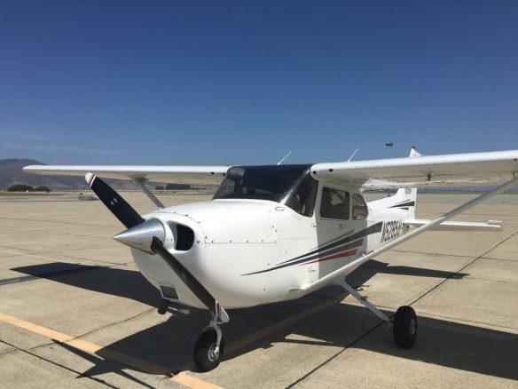 Cessna Skyhawk N52858