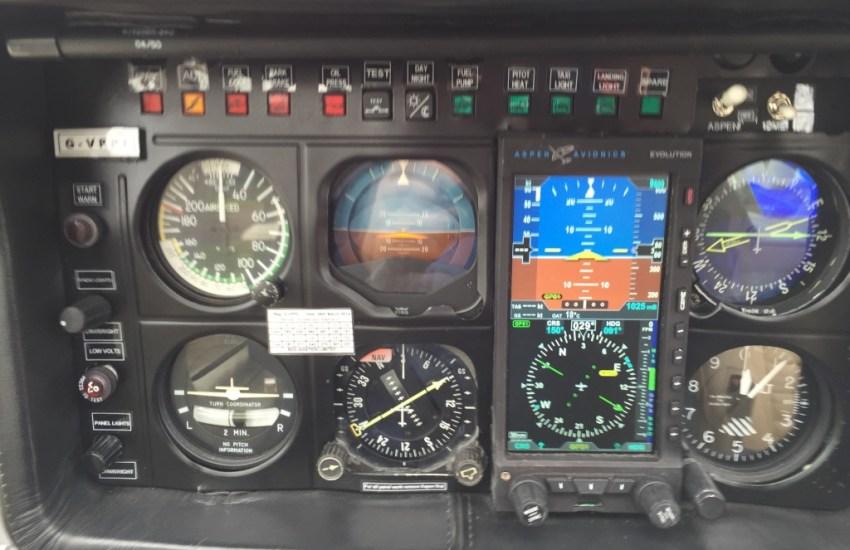 Instrument Rating – FlyerDavidUK