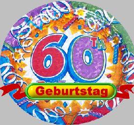 Gratulationen Zum 60 Geburtstag Gratulationen Zum Geburtstag