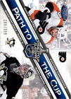 2012 13 Certified Path to the Cup QTRFinals Marc Andre Fleury Scott Hartnell 399