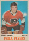1970 71 O PEE CHEE BERNIE PARENT 78 BASE CARD