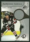 DANIEL BRIERE 06 SP GAME USED EDITION GAME WORN JERSEY BUFFALO SABRES