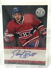 2013 14 Panini Totally Certified Signatures TSDBR Daniel Briere Autograph