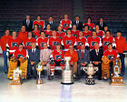 1974 75 PHILADELPHIA FLYERS 8X10 PHOTO HOCKEY NHL PICTURE STANLEY CUP CHAMPS