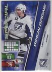 SIMON GAGNE TAMPA BAY LIGHTNING 2010 11 ADRENALYN XL SPECIAL S28