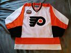 Philadelphia Flyers Winter Classic Current Jersey Large Spotless