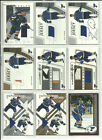 Keith Tkachuk Chris Pronger 2002 03 In the Game Used T 8 Teammates 70