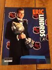 4 ERIC LINDROS LIMITED EDITION 1995 96 Philadelphia Flyers 85 X 11