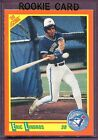ERIC LINDROS 1990 Score Traded Rookie Baseball Card RC 100T Mint B351