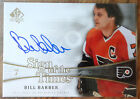 11 12 SP Authentic Bill Barber Sign of The Times Autographed Card SOT BB