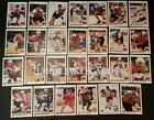 1990 91 UPPER DECK PHILADELPHIA FLYERS Select from LIST NHL HOCKEY CARDS