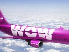 50 off all flights with wow air