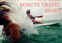 Canada Last Minute Travel - How To Find the Deals