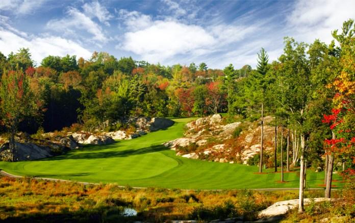 Muskoka Bay Golf Club, Gravenhurst, Ontario Canada
