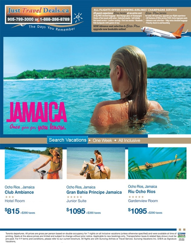 Just Travel Deals