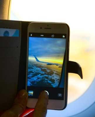 Smartphones for travel