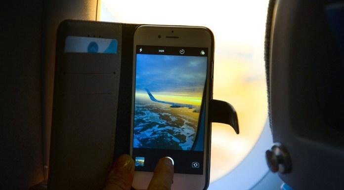 Smartphones for travel