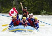 Whitewater Rafting Canada