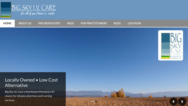 Big-Sky-I.V.-Care-website