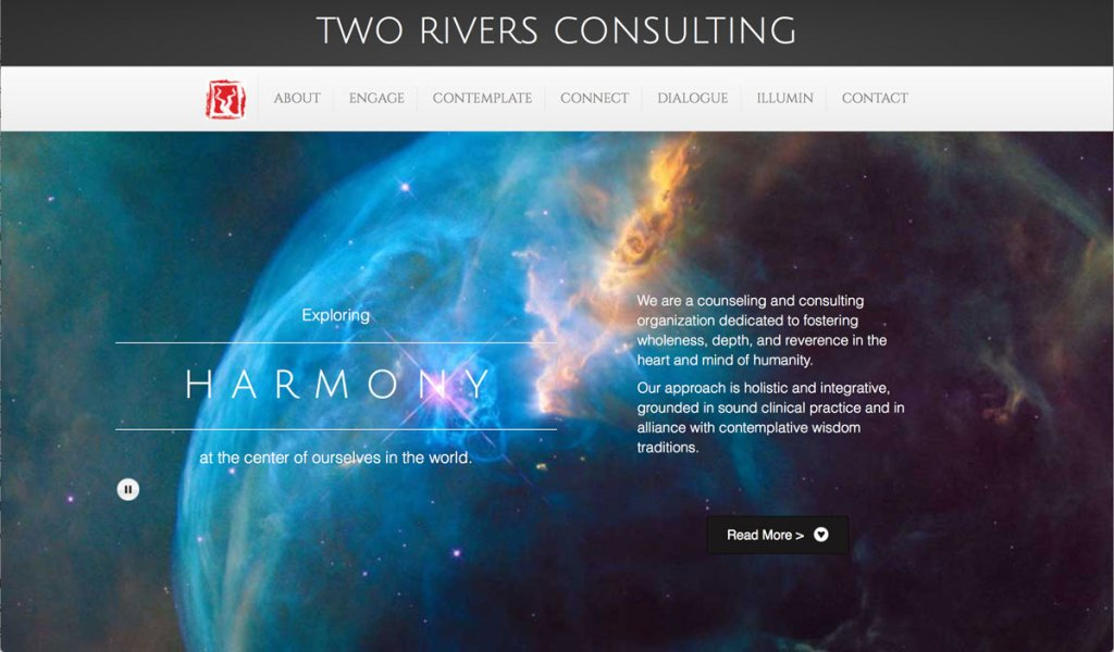 Two Rivers Consulting - earth image