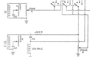 Gibson EB3 circuit schematics (series 1) >> FlyGuitars