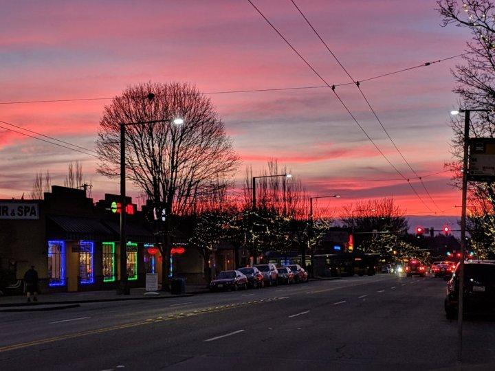 Market Street in Ballard
