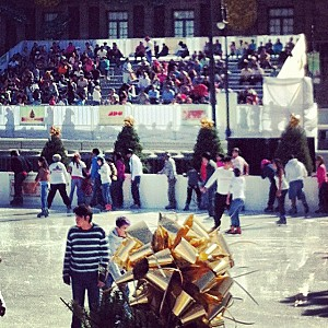 pista de patinaje de Mexico