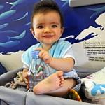 Quand BabyPunk prend l'avion!
