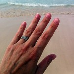 Même mes ongles sont en vacances!