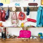 Organiser la rentrée avant les vacances: marquer les vêtements (Giveaway)