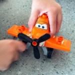 Lettre au Père Noël pour enfant fan de Planes!
