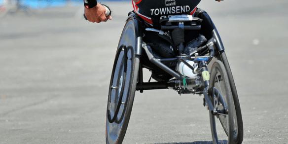 champion de triathlon