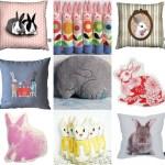 Les 10 plus beaux coussins lapin
