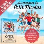 Les vacances du petit Nicolas DVD+ T-shirt à gagner!