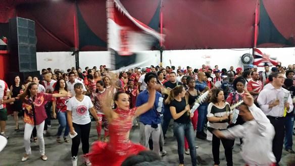 Ecole de samba Brésil