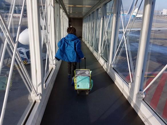 valise pour enfant Lässig