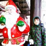 Partir au village du Père Noël