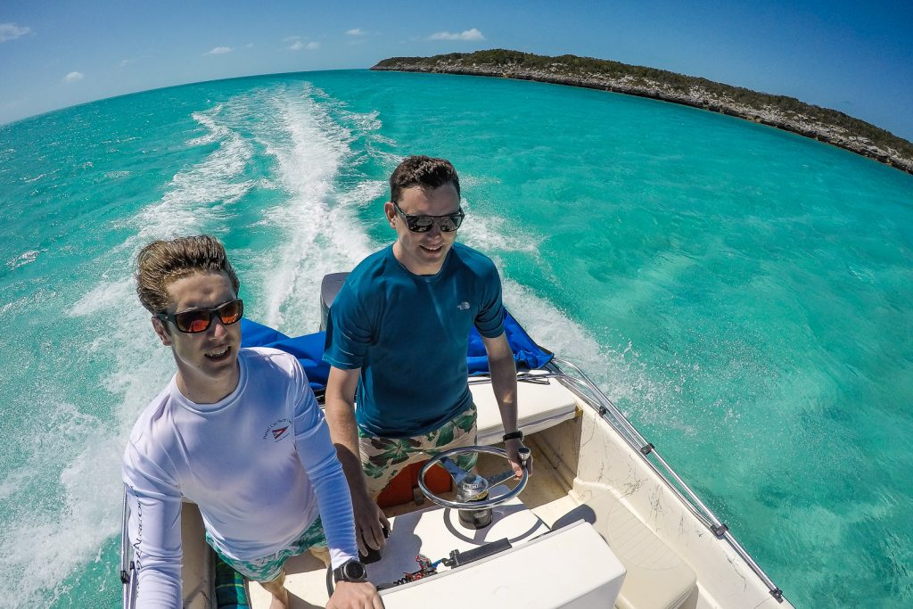 Swimming With The Exuma Pigs An Exotic Adventure At Staniel Cay