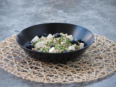 Gezonde Spelt Couscous Salade