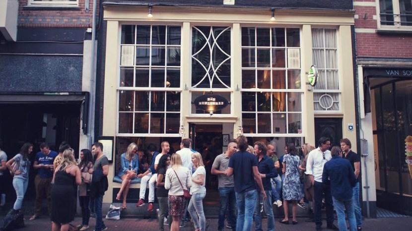 Hotspot Amsterdam Bar Moustache