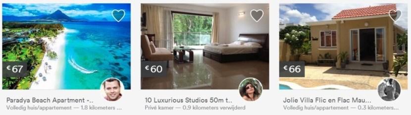 Overnachten met Airbnb kamer zoeken 2