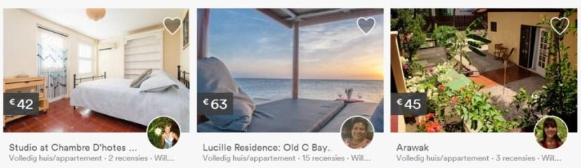 Overnachten met Airbnb kamer zoeken