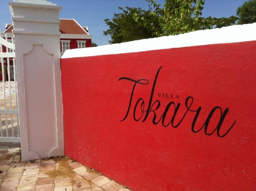 Villa Tokara Hotel Curacao buitenkant