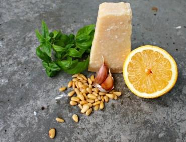 recept zelf pesto maken