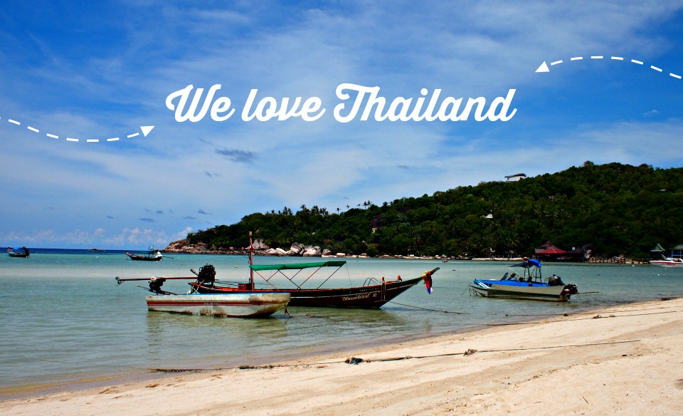 10 redenen voor thailand