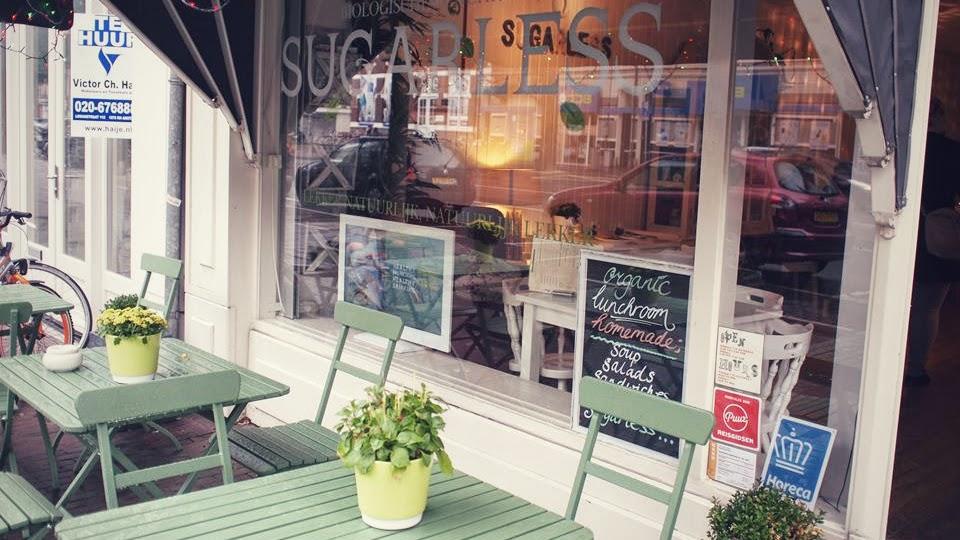 Hotspot Amsterdam West Sugarless