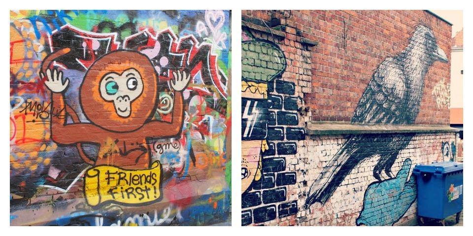 Street Art Gent Ghent Belgie 13