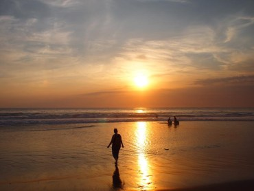 Reisverslag bali zonsondergang