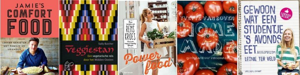 cadeautips foodie kookboeken