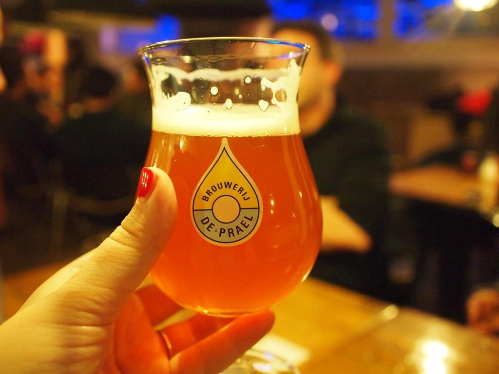 Bier Brouwerij Prael Amsterdam Hotspot